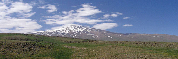Damavand Mountains